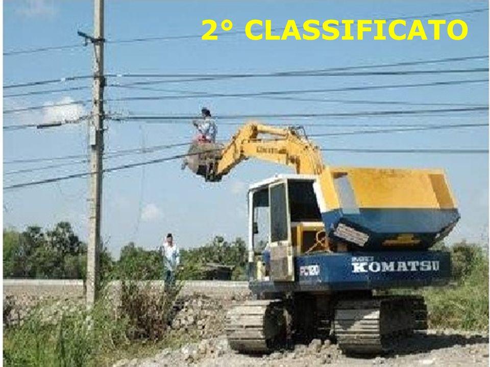 2° CLASSIFICATO