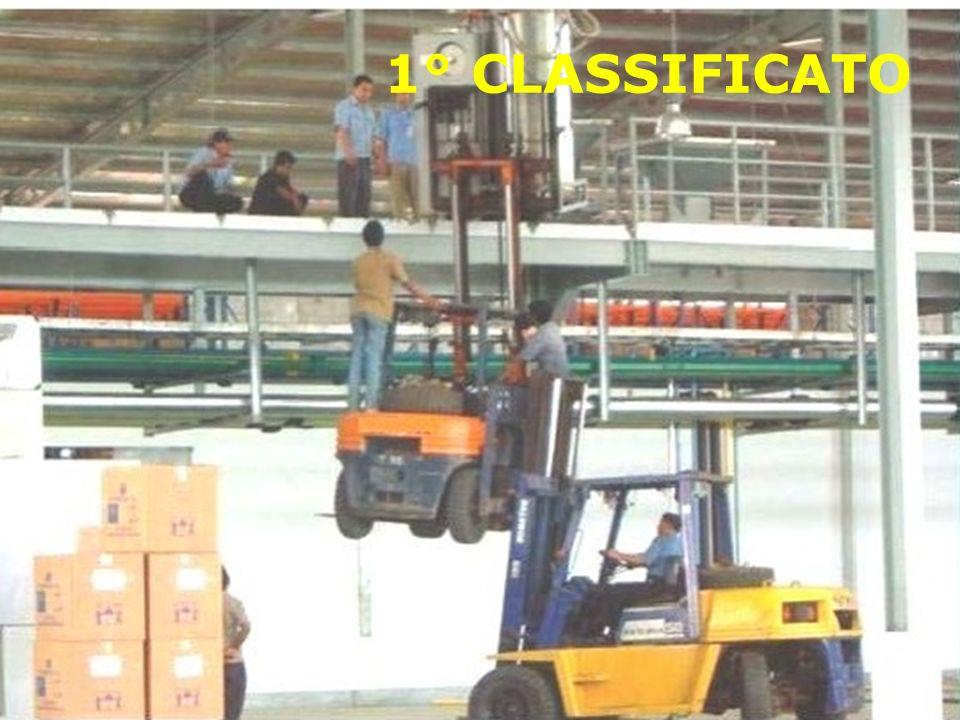 1° CLASSIFICATO