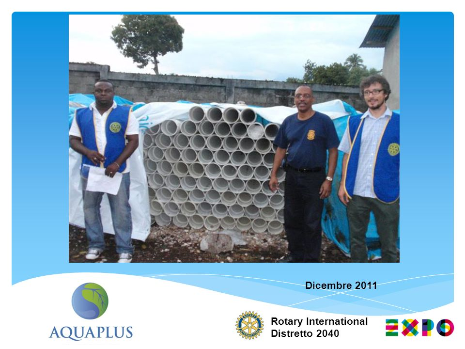 Rotary International Distretto 2040 Dicembre 2011
