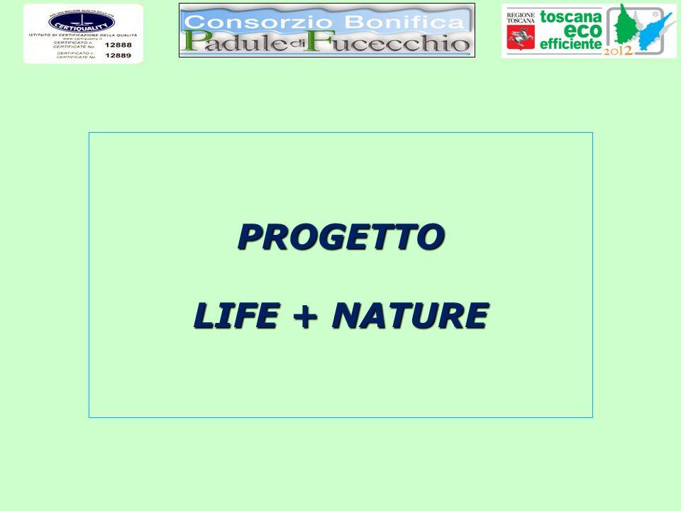 PROGETTO LIFE + NATURE