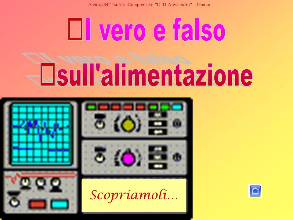 Scopriamoli… A cura dell Istituto Comprensivo C. DAlessandro - Teramo