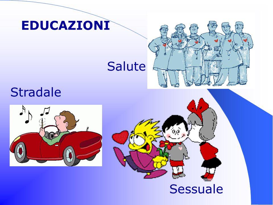 EDUCAZIONI Sessuale Salute Stradale