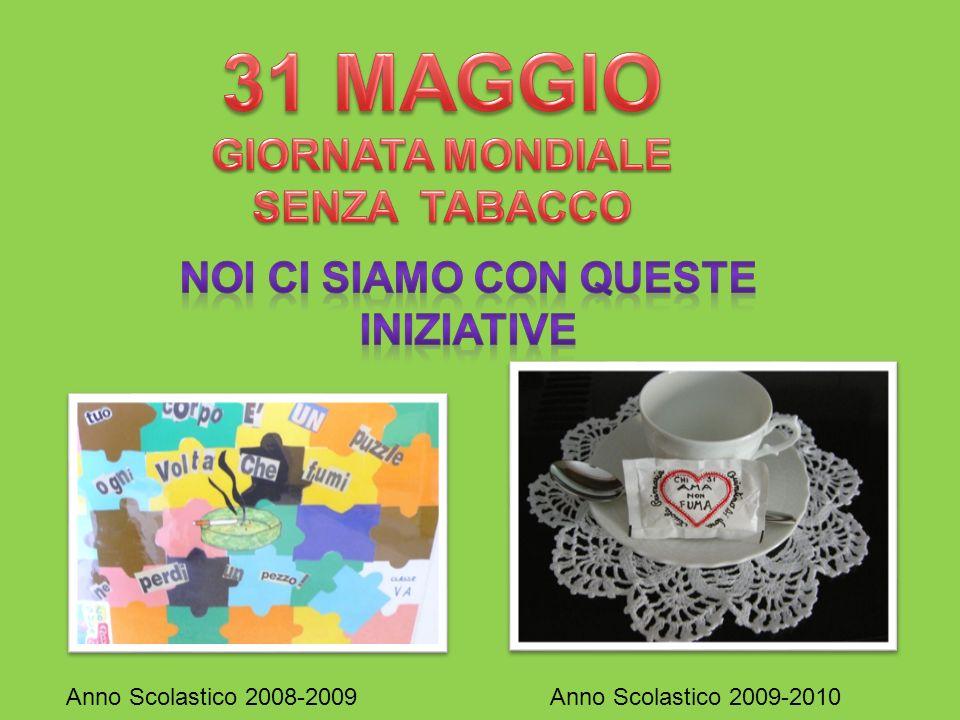 Anno Scolastico 2008-2009Anno Scolastico 2009-2010