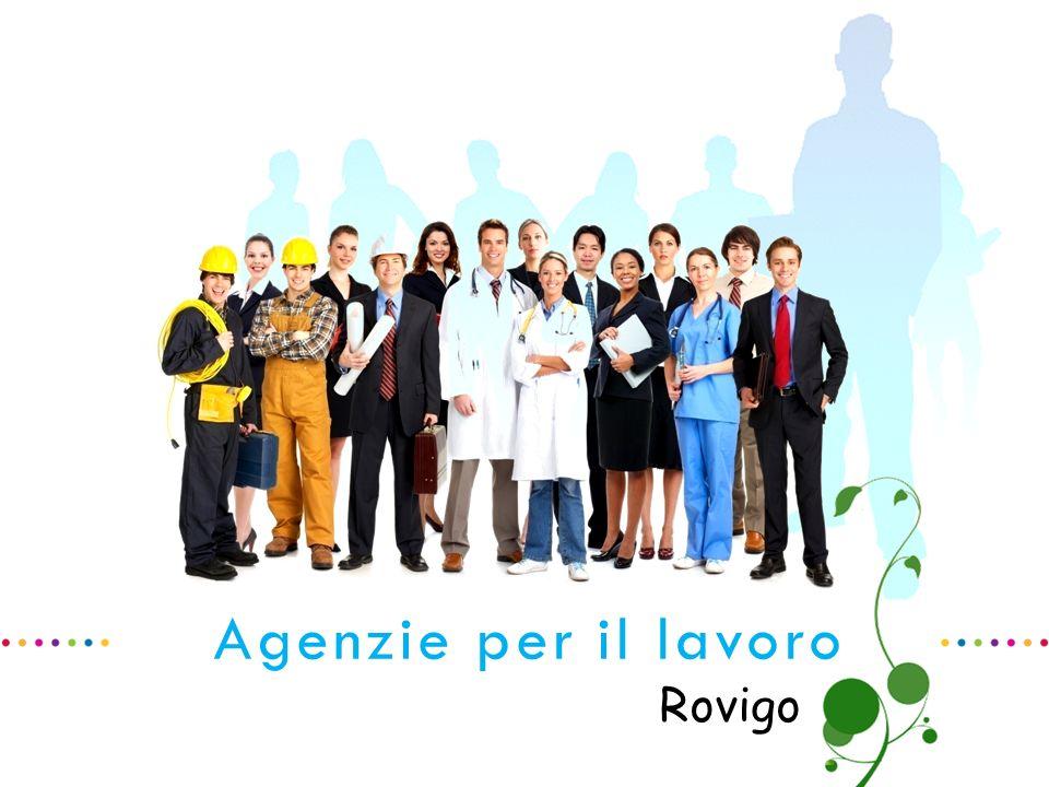 Agenzie per il lavoro Rovigo