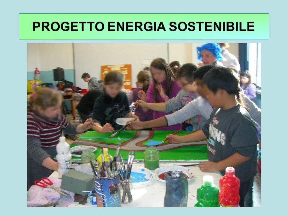 PROGETTO ENERGIA SOSTENIBILE