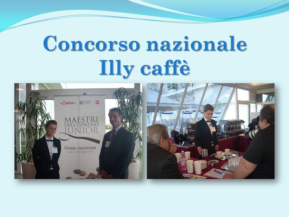 Concorso nazionale Illy caffè