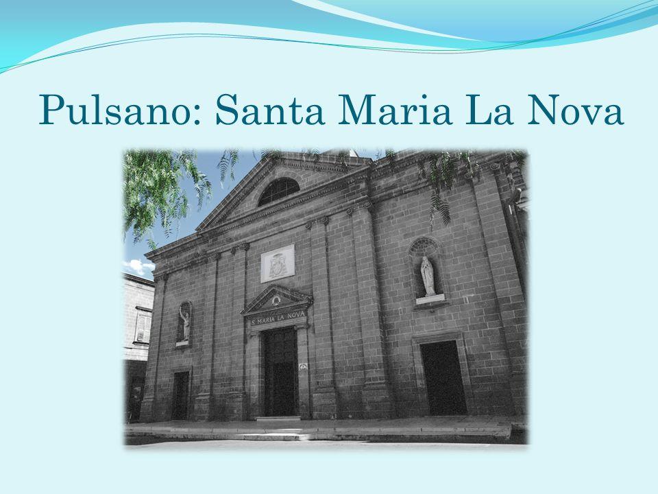 Pulsano: Santa Maria La Nova