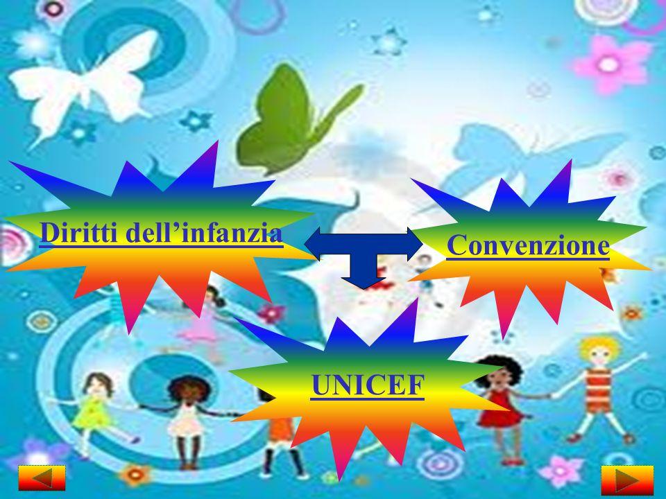 Convenzione UNICEF Diritti dellinfanzia