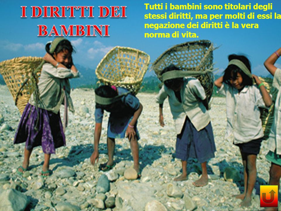 La Convenzione sui diritti dell'infanzia rappresenta lo strumento normativo internazionale più importante e completo in materia di promozione e tutela