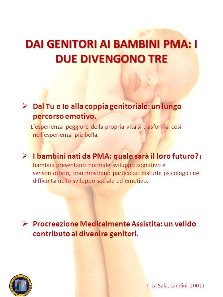 BIOETICA: NUOVE SFIDE PER LUOMO Procreazione Medicalmente Assistita: limpatto della tecnica sullesperienza umana della procreazione.