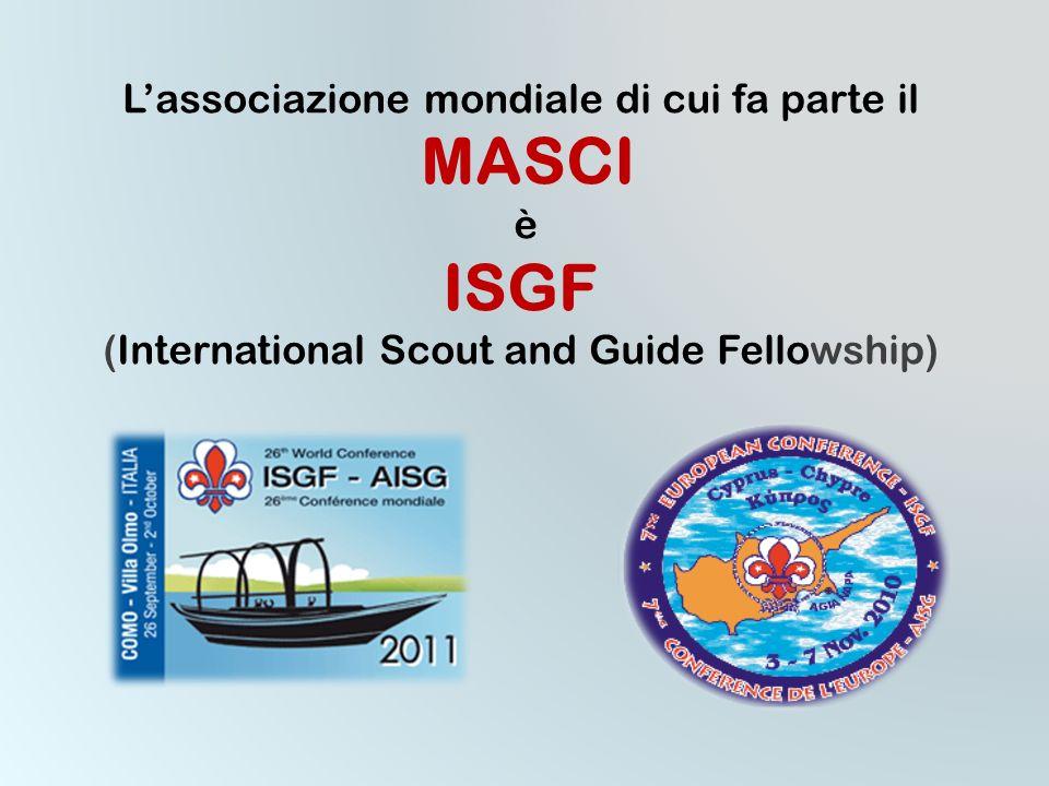 Seguita dal FSE (l'Associazione Italiana Guide e Scouts d'Europa Cattolici ) Lo scoutismo in Italia oggi L'associazione più numerosa e diffusa nel ter