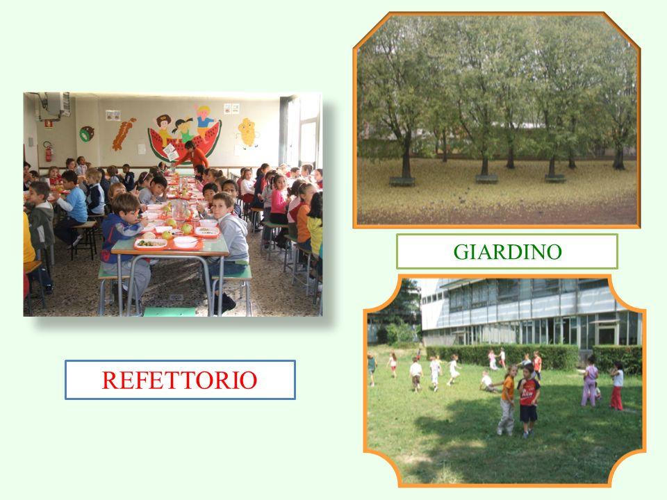 REFETTORIO GIARDINO