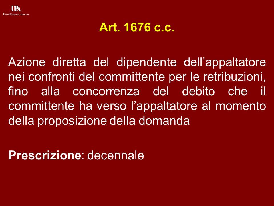 Art. 1676 c.c.