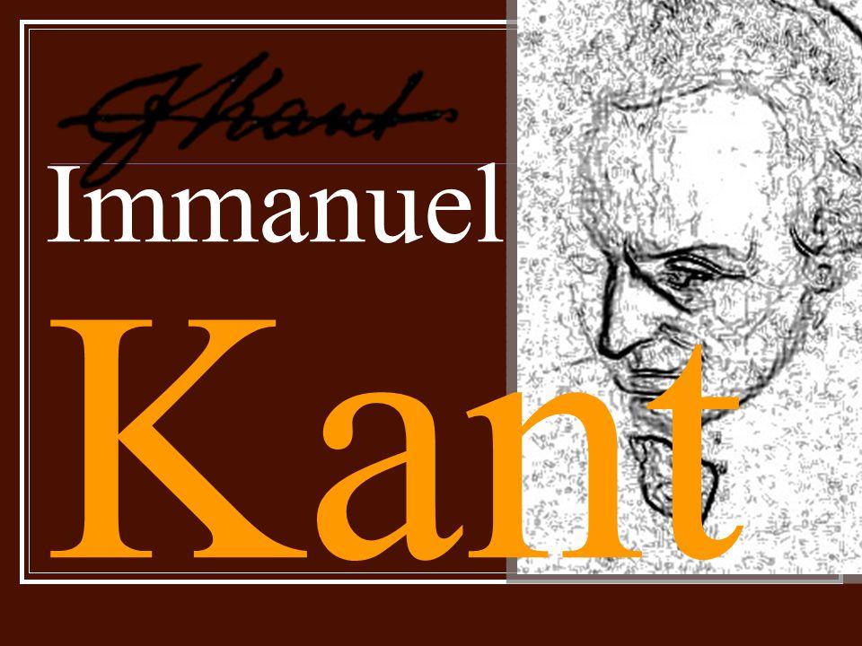 progetto filosofia.ppt esposizione della critica di Kant a Elena S.