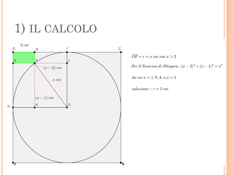 1) IL CALCOLO 5