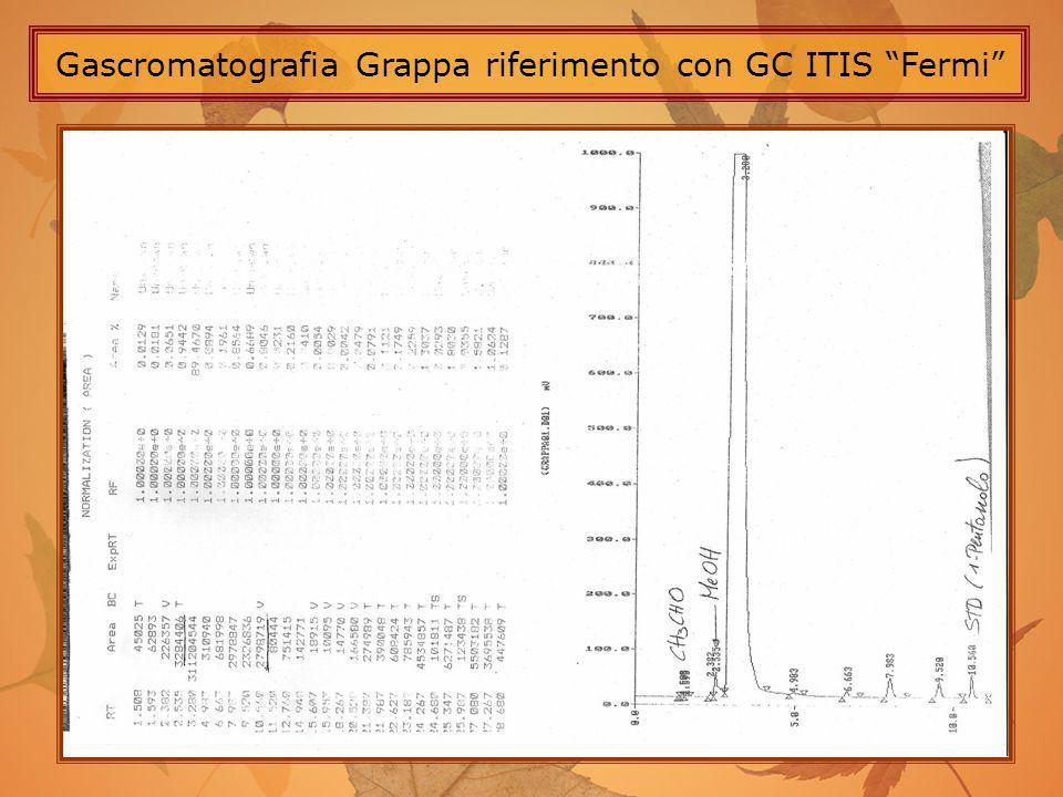 Valutazione della Verifica (1) La misurazione nella valutazione ha seguito due diversi parametri A)Parametro normativo Il D.A.