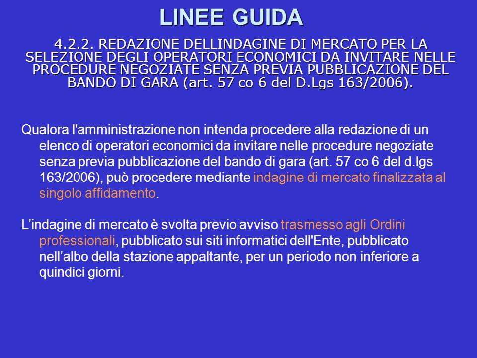 LINEE GUIDA 4.2.2.