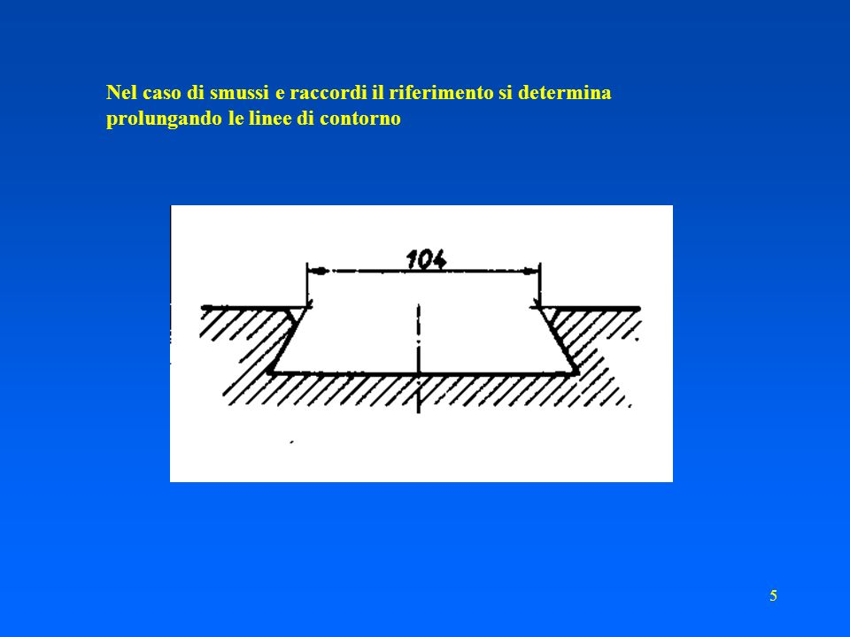 25 Sistemi di quotatura: quotatura in coordinate Le quote vengono ragruppate in apposite tabelle.