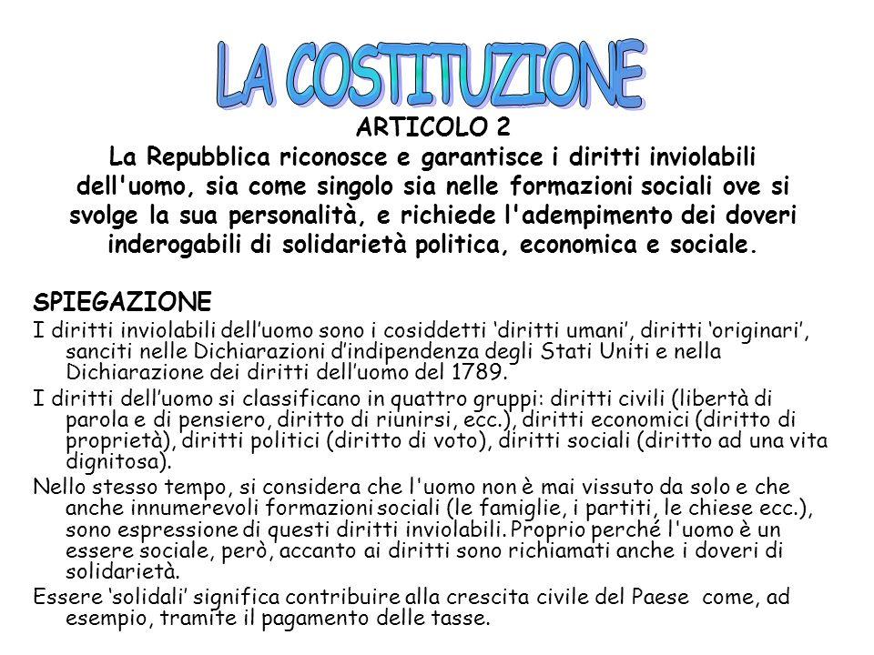 REPUBBLICA E DEMOCRAZIA Nelle Repubbliche il Capo dello Stato viene eletto dal popolo, come negli Stati Uniti, o dal Parlamento come in Italia In una