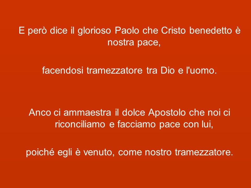 Nel dolce capo spinato di Cristo crocifisso perdiamo questa dolorosa spina.