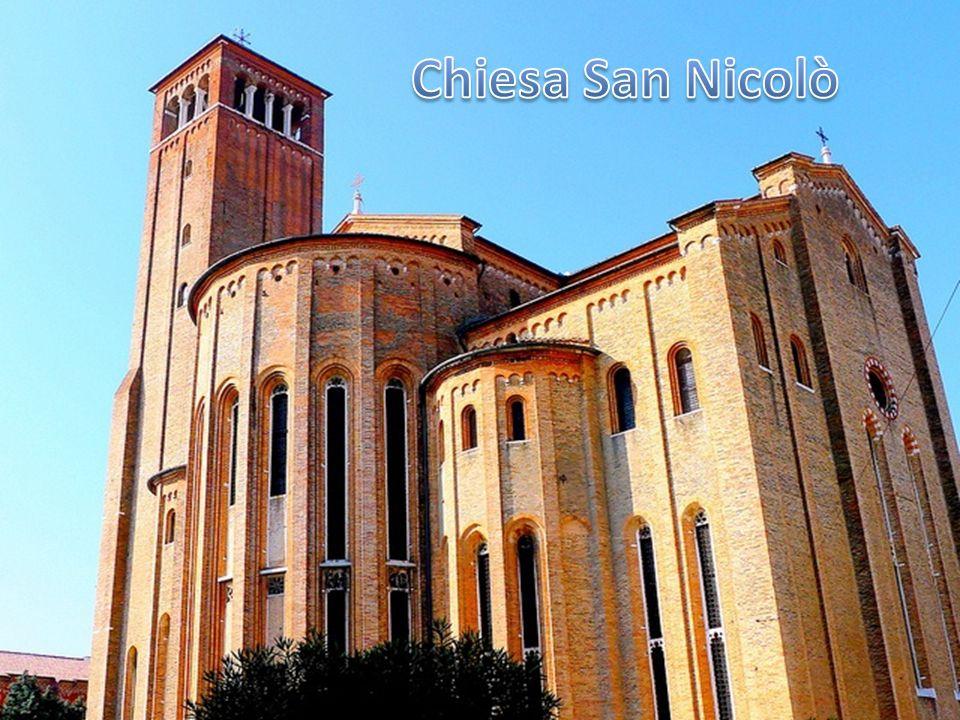 La chiesa di San Nicolò è un edificio religioso di Treviso.
