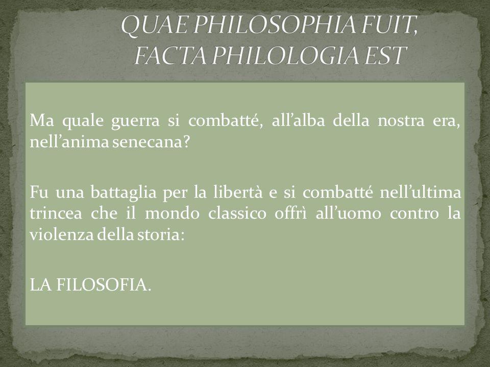 In controtendenza rispetto al latino (es.