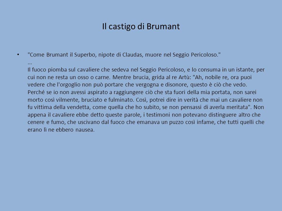 Il castigo di Brumant