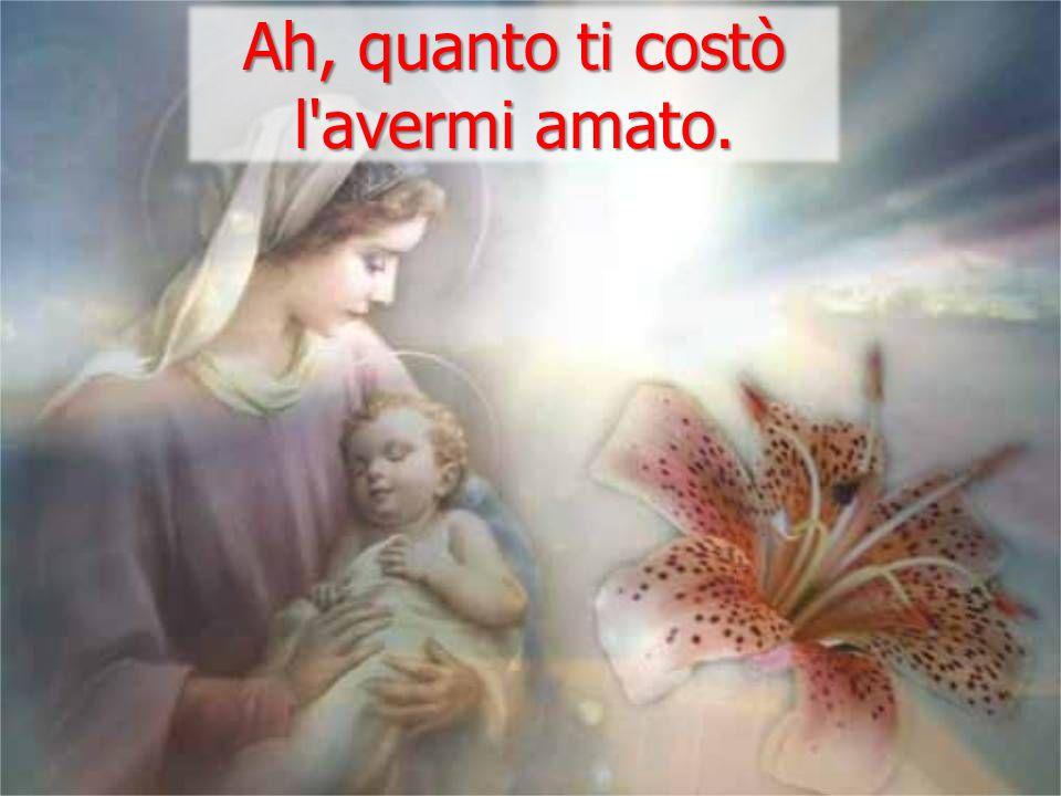 Astro del ciel, Pargol divin! Mite Agnello Redentor!