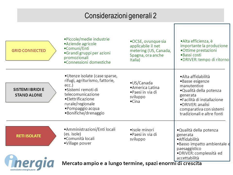 Chi Dove Piccole/medie industrie Aziende agricole Comuni/Enti Grandi gruppi per azioni promozionali Connessioni domestiche OCSE, ovunque sia applicabi
