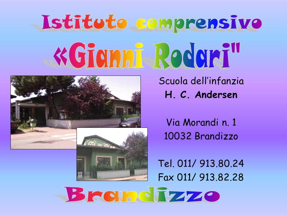 Scuola dellinfanzia H. C. Andersen Via Morandi n. 1 10032 Brandizzo Tel. 011/ 913.80.24 Fax 011/ 913.82.28