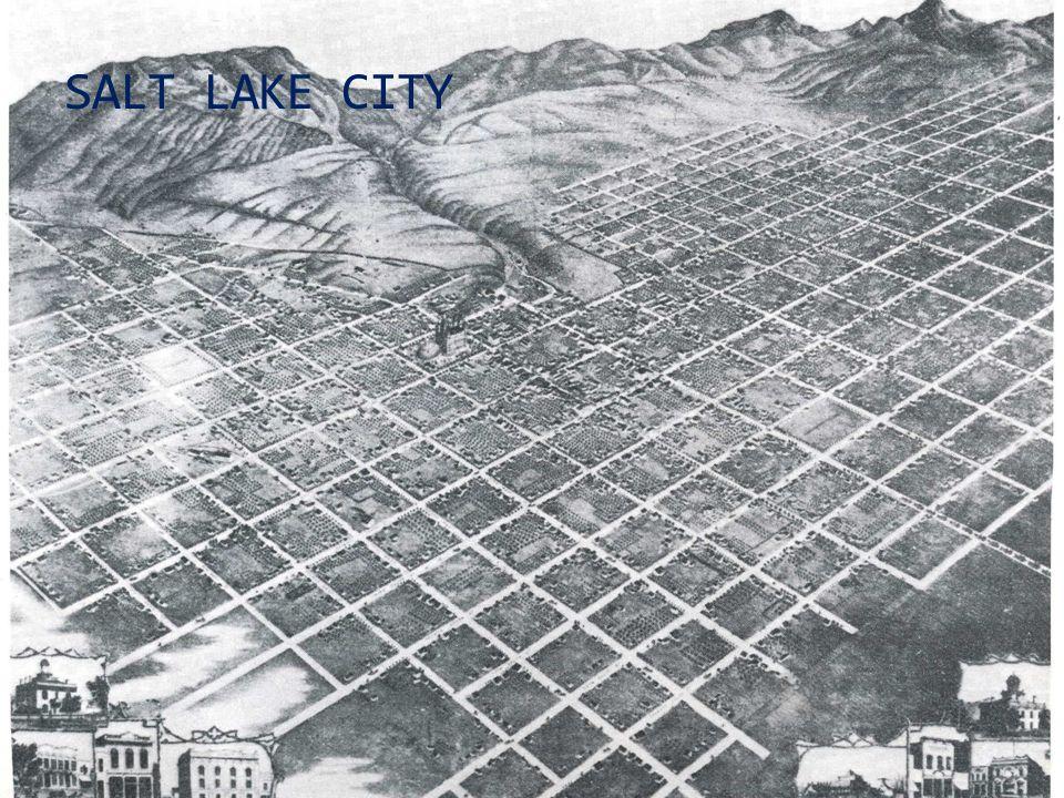 Le comunità dei Mormoni Nauvoo Zion City