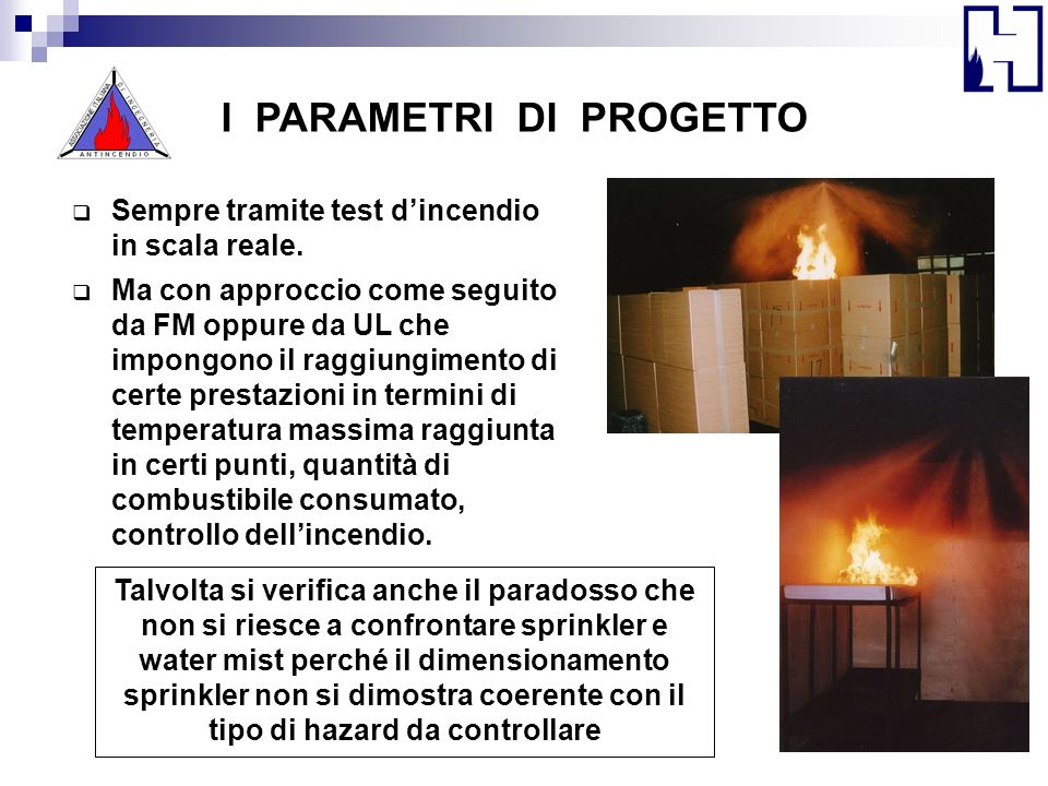 IL PUNTO 3.3.1 Automatic Sprinkler.