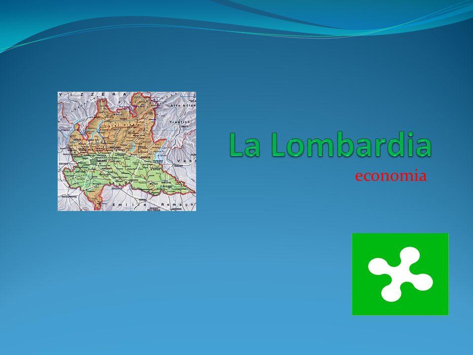 In Lombardia l agricoltura è molto sviluppata.