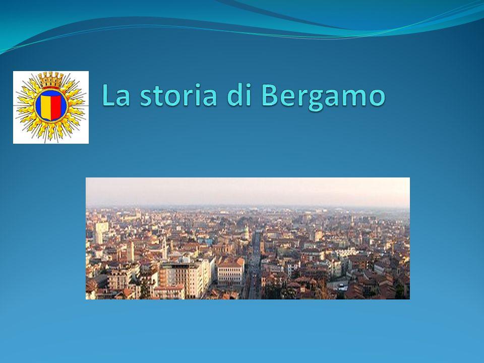 Bergamo fu promotrice, insieme con Brescia e con Cremona, della famosa Lega Lombarda che sconfisse il Barbarossa a Legnano nel 1176.