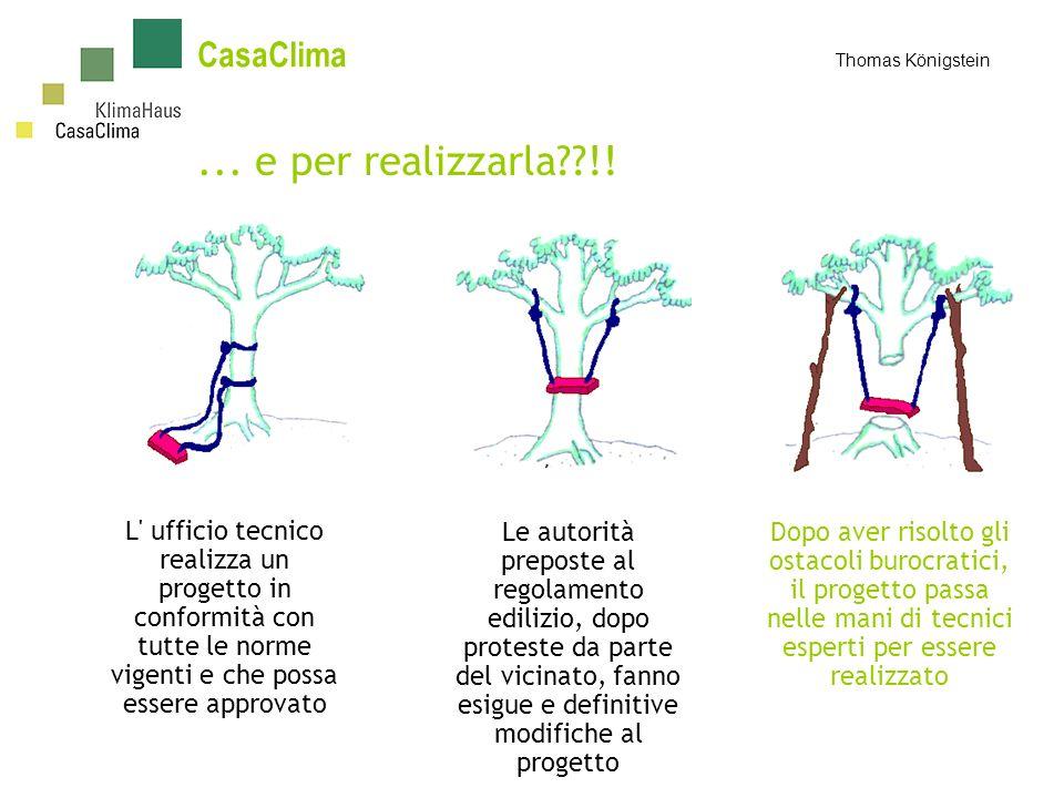 CasaClima Thomas Königstein L (unico) obiettivo a cui mirare durante la costruzione: super comfort + benessere per tutti gli abitanti/utenti