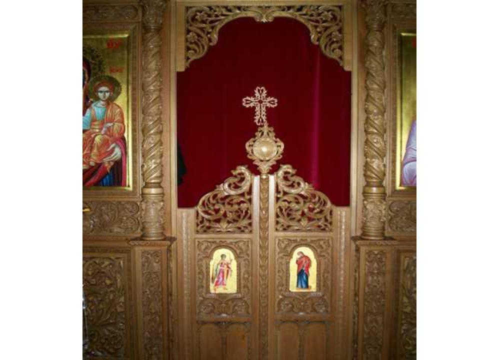 Architettura tipica di una chiesa ortodossa