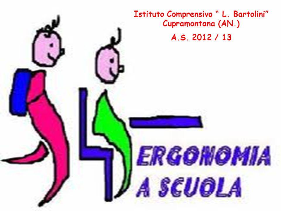 Istituto Comprensivo L. Bartolini Cupramontana (AN.) A.S. 2012 / 13