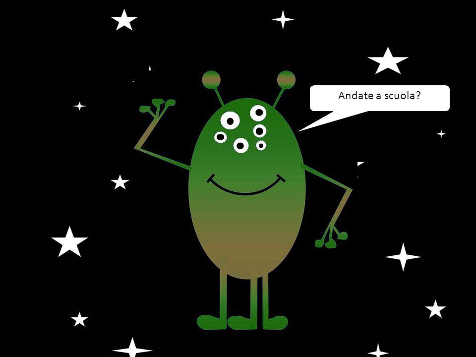 Parlate molto dellamicizia. Sul pianeta Giove, non sappiamo cosè lamicizia. Me lo spiegate?