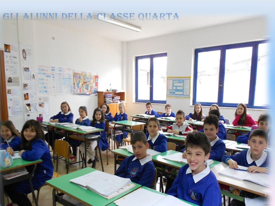 Gli alunni della classe quarta di polla capoluogo presentano Il progetto extracurriculare Pc a scuola alla scoperta delle favole ANNO SCOLASTICO 2012/
