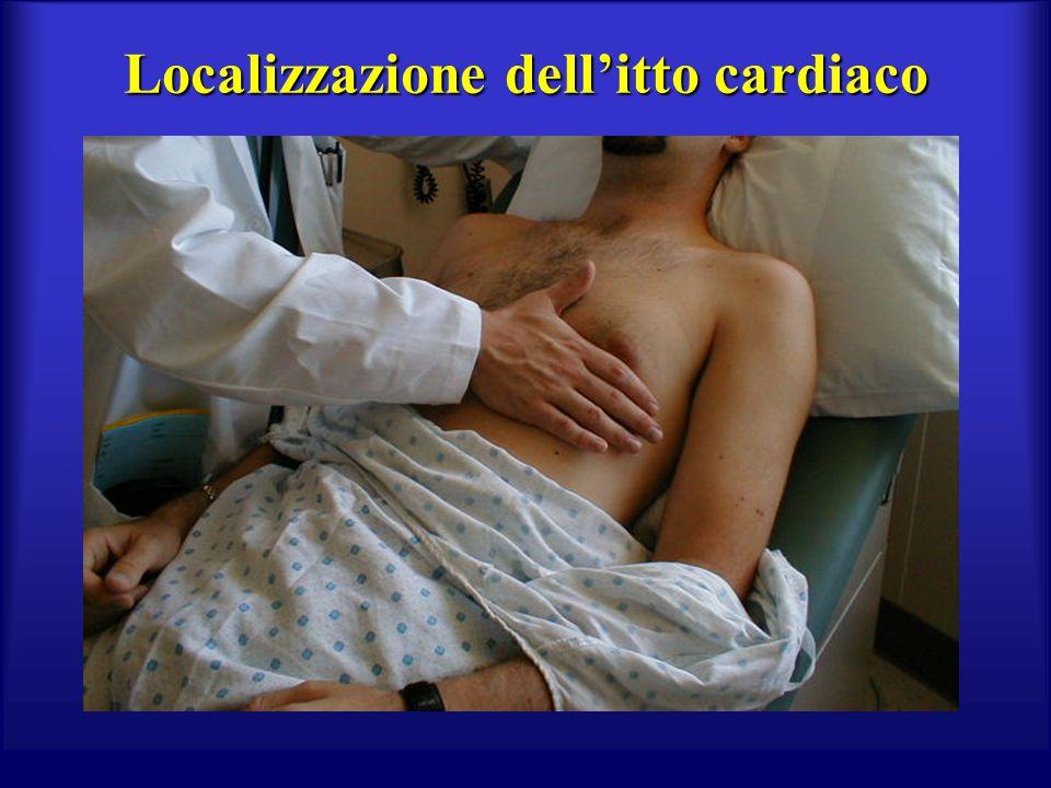 Localizzazione dellitto cardiaco