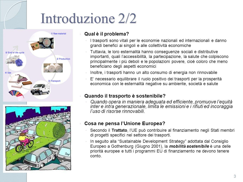 Introduzione 2/2 Qual è il problema.