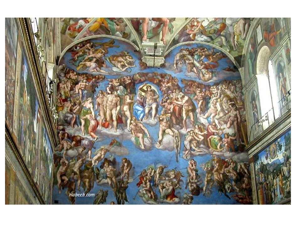La volta della Capella Sistina contiene un celeberrimo ciclo di affreschi di Michelangelo Buonarroti, realizzato nel 1508-1512 e considerato uno dei capolavori assoluti dell arte occidentale.