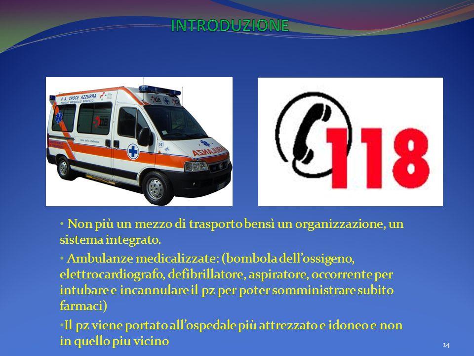 Non più un mezzo di trasporto bensì un organizzazione, un sistema integrato.