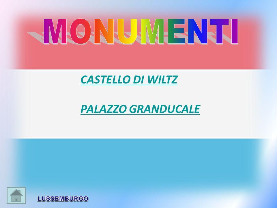 CASTELLO DI WILTZ PALAZZO GRANDUCALE