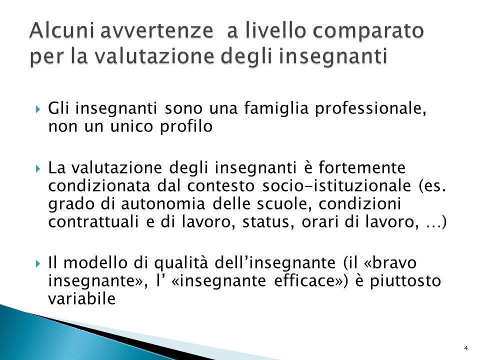 La base normativa di riferimento: il Regolamento SNV (2013) Art.