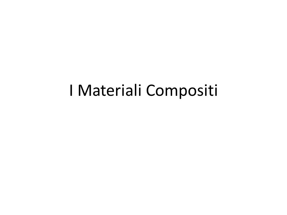 Quali sono i fattori dimportanza delle fibre allinterno di un composito.