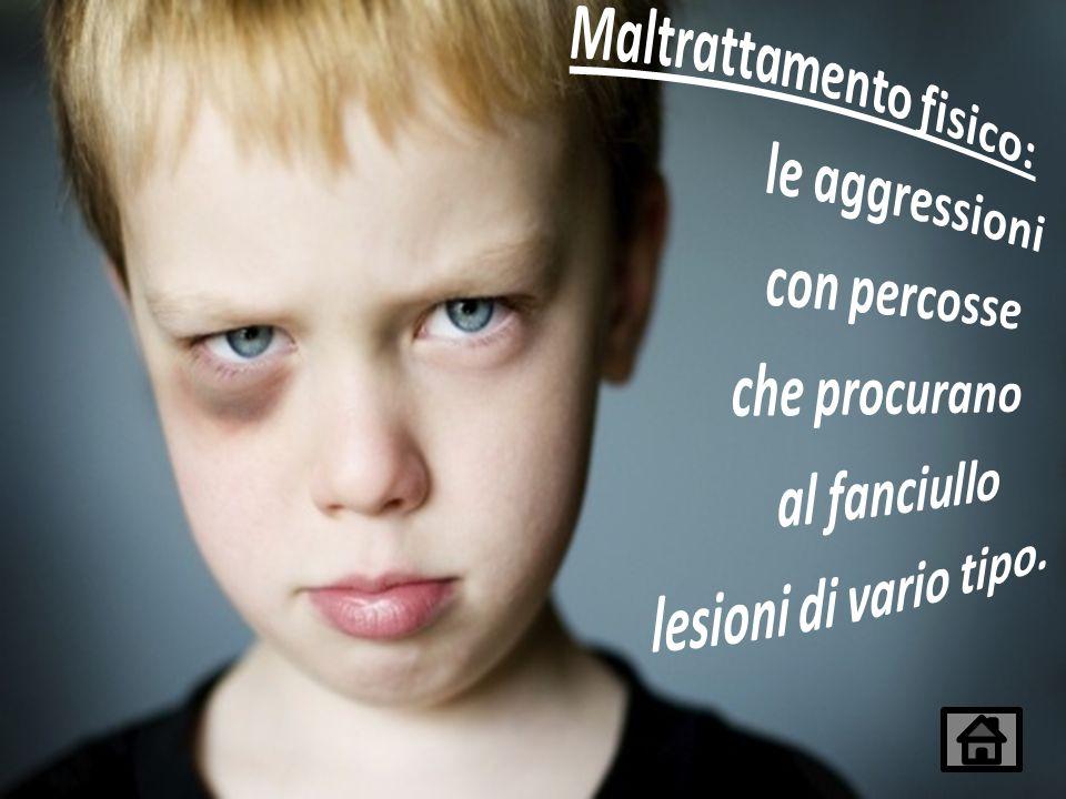 Abuso sessuale: coinvolgimento di bambini o adolescenti in attività sessuali che non sono ancora in grado di comprendere appieno e a cui non possono acconsentire con piena consapevolezza.