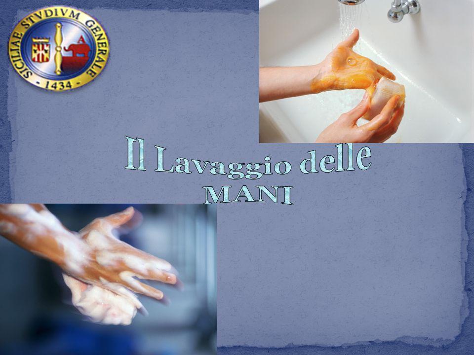 Igiene delle mani Sicurezza per loperatore Sicurezza per il paziente