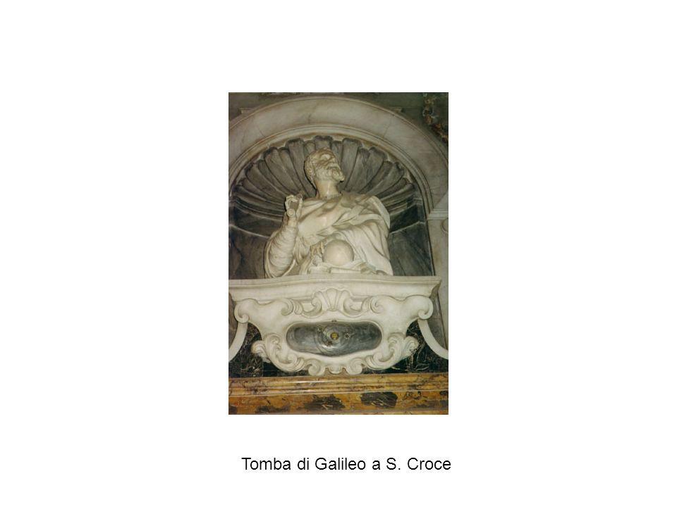 Tomba di Galileo a S. Croce