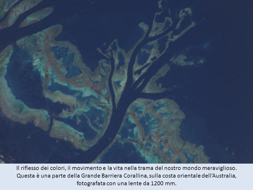 Il Modulo Union 23C Olympus agganciato al ISS (International Space Station). Quando il nostro lavoro qui sarà finito, ritorneremo a casa nostra sulla